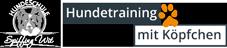 Hundeschule Spiffing Wit Logo